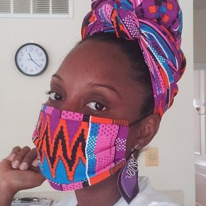 video tutorial on how to tie a head wrap